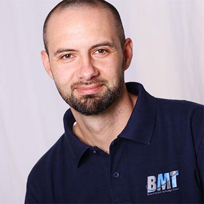 Erik Kiessling, Head of R&D